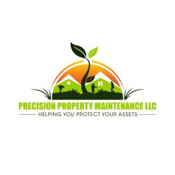 Precision Property Maintenance LLC Logo