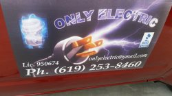 Only Electric Logo