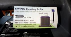 Ewing Heating & Air Logo