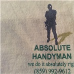 Absolute Handyman Logo