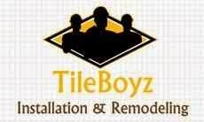 Tileboyz® Installation & Remodeling Logo