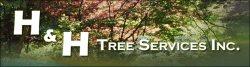 H & H Tree Services Inc. Logo