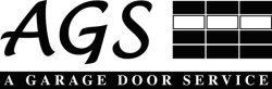 Ags - A Garage Door Service Logo