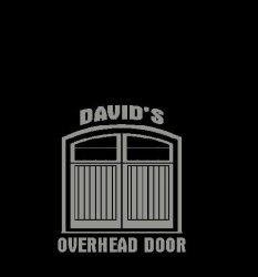 Davids Overhead Door Logo
