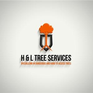 H&L Tree Service Logo
