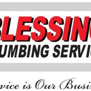 Blessing Plumbing Service, Inc. Logo