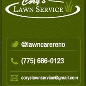 Corys Lawn Service Cover Photo