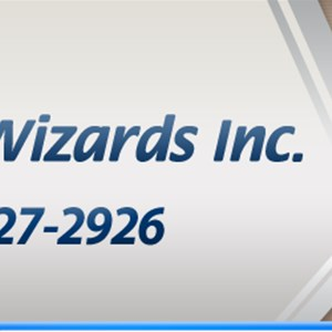 Cleaning Wizards, Inc. Logo