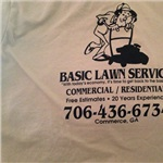Basic Lawn Service Cover Photo