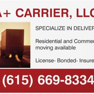A Plus Carrier, LLC Cover Photo