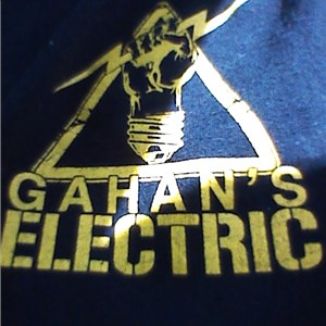 Gahans Electric Logo