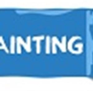 V Pro Painting Logo