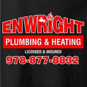 Mark Enwright Jr. Plumbing & Heating Logo