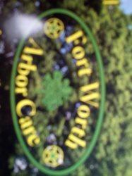 Fort Worth Arbor Care Logo