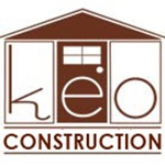 K.e.o. Construction Logo