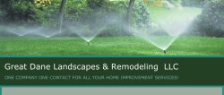 Great Dane Landscapes & Remodeling LLC Logo
