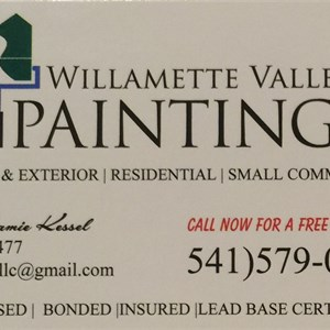 Willamette Valley Painting LLC Cover Photo
