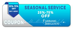 Fairbanks Irrigation – Houston Logo