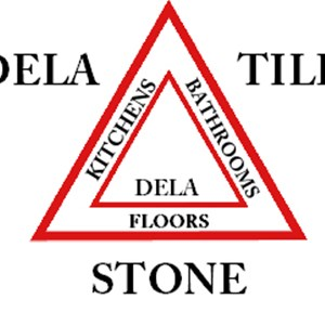 Dela Tile - Kitchen and Bath Remodel Logo