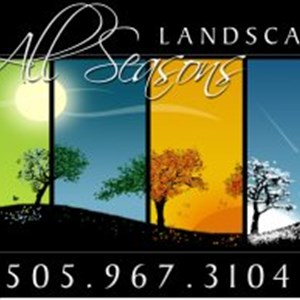 All Seasons Landscape Logo