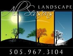 All Seasons Landscape Logo