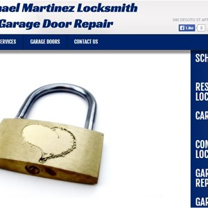 Michaels Locksmith Logo