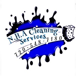 N.H.A Cleaning Services LLC Logo