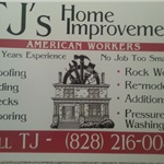 Tjs Home Improvement Logo