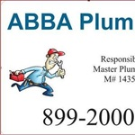 A B B A Plumbing CO Cover Photo