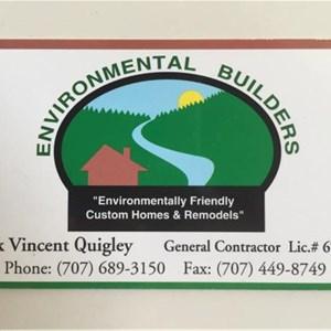 Environmental Builders, Inc. Logo