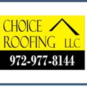 Choice Roofing Logo