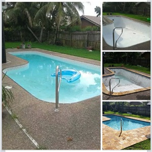 Pool Deck Repair