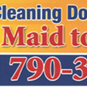 A Maid TO Order Logo