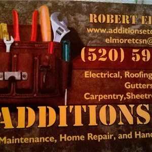 Additions Etc. Handyman Service Cover Photo