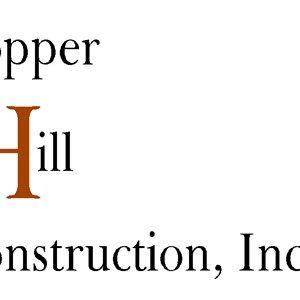 Copper Hill Construction INC Logo