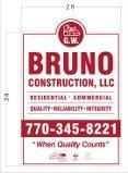 G. W. Bruno Construction, LLC Logo