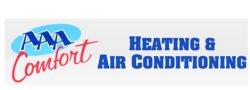 Aaa Comfort Heating and Air Logo