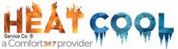 Heatcool Service Co., Inc. Logo