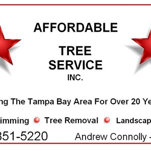 Affordable Tree Service Cover Photo