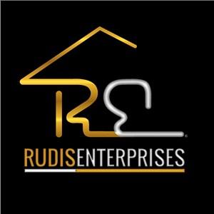 Rudis Enterprises Constructsion services Logo
