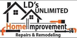 Lds Unlimited Home Improvement Logo