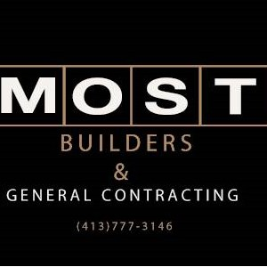 Most Builders and General Contracting Logo
