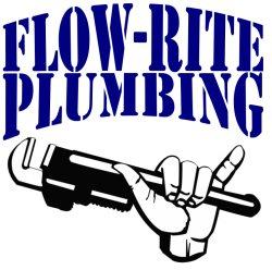 Flow Rite Plumbing Logo