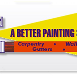 A Better Painting Service Logo