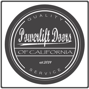 Powerlift Doors of California Logo
