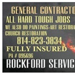 Rockford Services - Contractor Cover Photo
