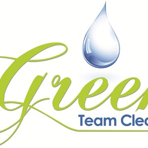 Green Team Cleaning Logo