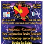 Mireles Electric Cover Photo