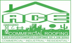 Ace Commercial Roofing, Inc. Logo