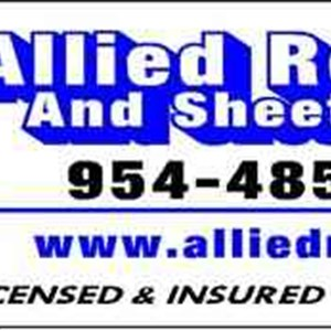 Allied Roofing & Sheet Metal Inc Cover Photo
